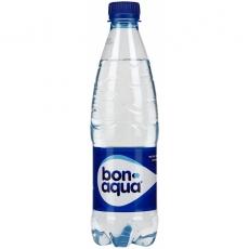 Вода «Бонаква» с газом