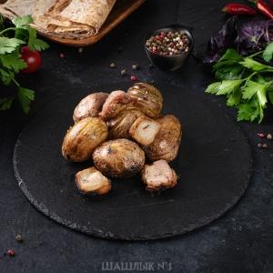Картошка с салом XL